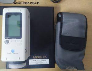 máy đo độ trắng sáng cr-20