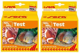 Test Nh3/Nh4