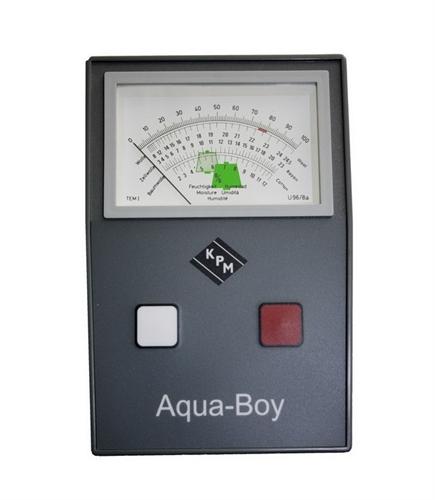 máy đo độ ẩm vải aqua boy