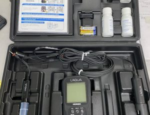 Thiết bị đo pH và oxy trong nước