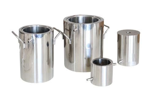 thùng chứa mẫu khuấy phân tán