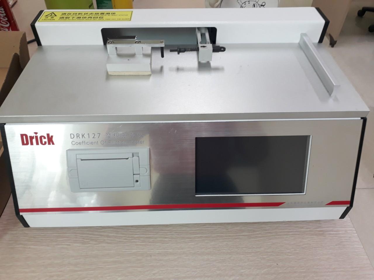 máy kiểm tra hệ số ma sát COF